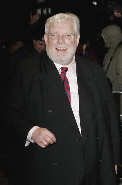 Richard Griffiths at the Gala Screening of