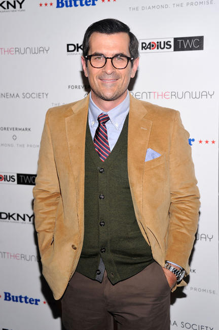 Ty Burrell at the New York premiere of