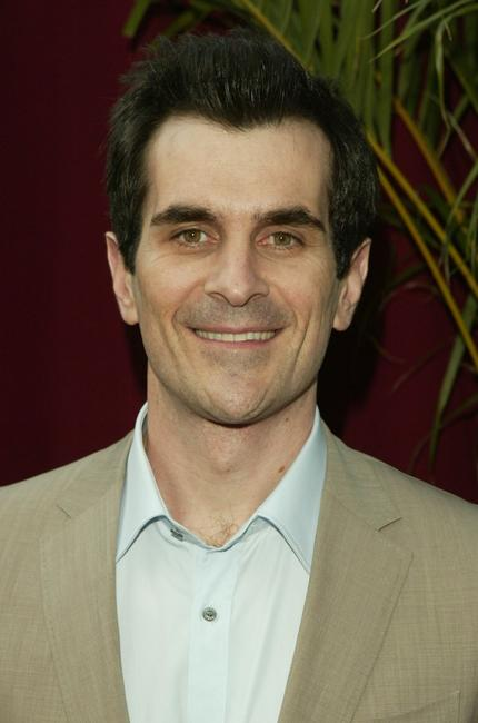 Ty Burrell at the CBS upfront.