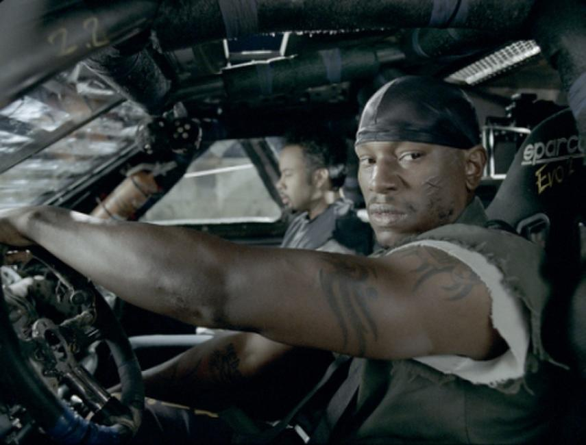 Tyrese Gibson as Machine Gun Joe in