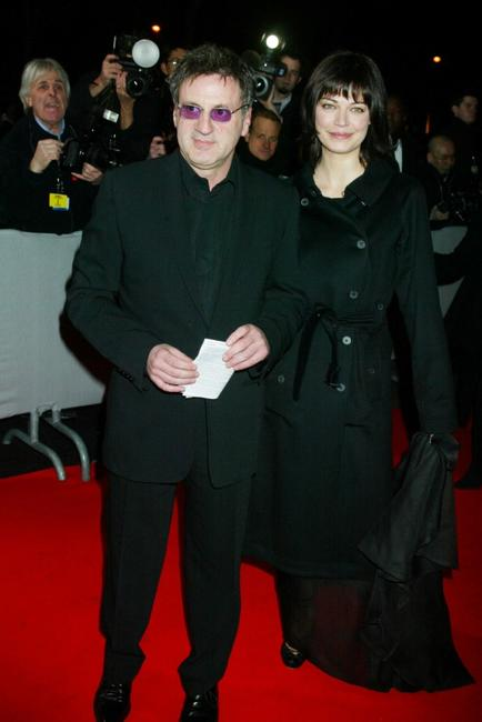 Daniel Auteuil and Marianne Denicourt at the Peris Cesars film awards.