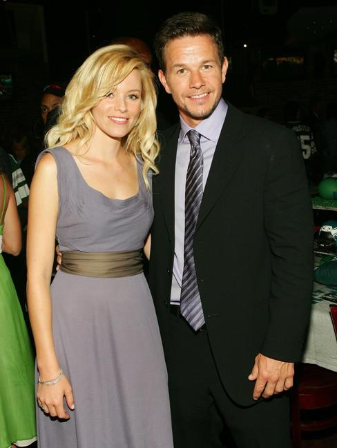 Elizabeth Banks and Mark Wahlberg at the after party of the premiere of