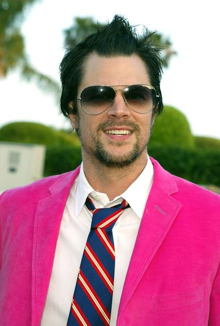 Johnny Knoxville at the 4th Annual Taurus World Stunt Awards.