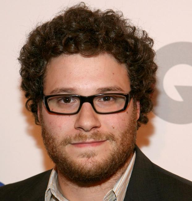 Seth Rogen at the GQ 2007 Men Of The Year celebration.