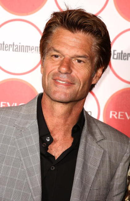Harry Hamlin at the Entertainment Weekly's 4th Annual Pre-Emmy Party.