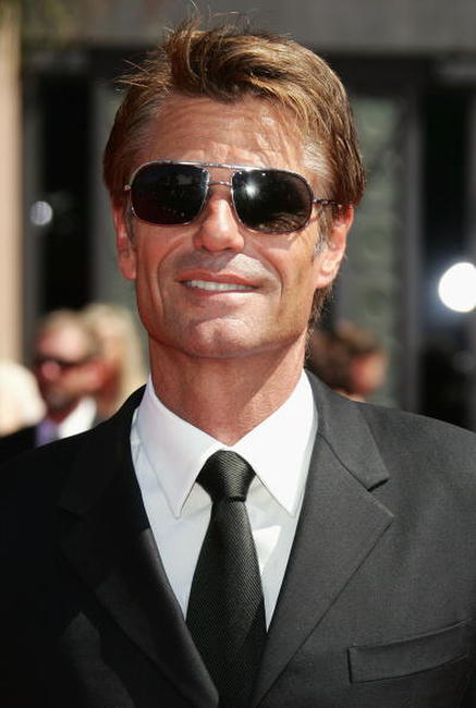 Harry Hamlin at the 58th Annual Primetime Emmy Awards.