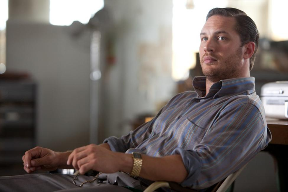 Tom Hardy as Eames in