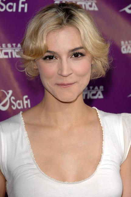 Samaire Armstrong at the