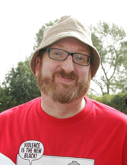 Brian Posehn at the Writers Guild of America (WGA).