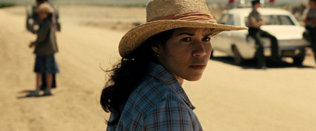America Ferrera as Helen Chavez in