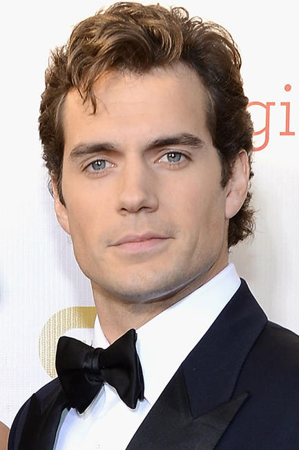Henry Cavill at the 18th Annual Critics' Choice Movie Awards in Santa Monica, CA.
