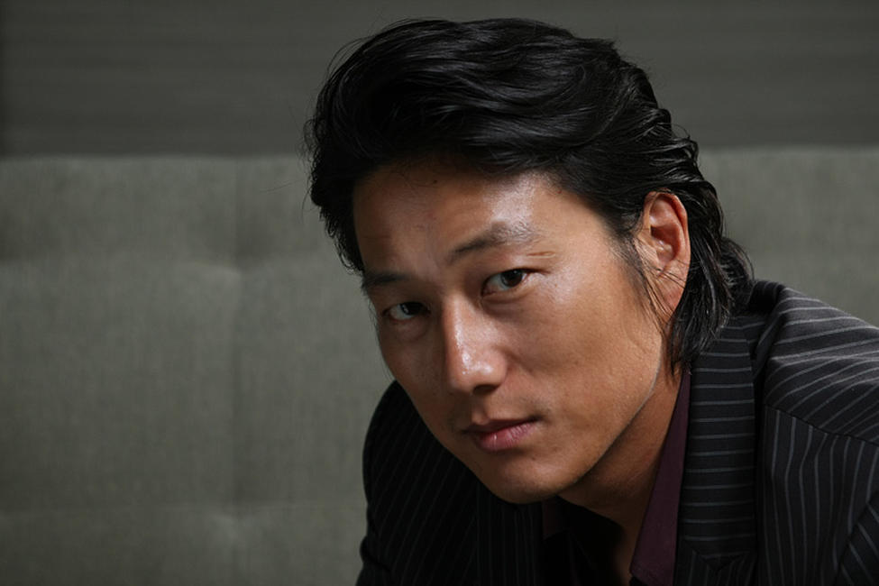 Kang Sung at the portrait session of Chatrium Suites during the Bangkok International Film Festival 2009.