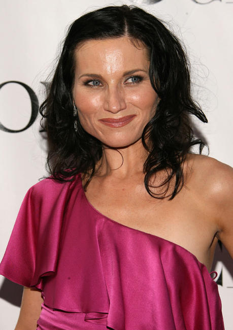 Kate Fleetwood at the 62nd Annual Tony Awards in New York.