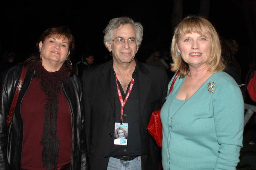 Tess Harper, Menette Rosen and Joel Bender at the SBIFF Riviera Award honoring Philip Seymour Hoffman.