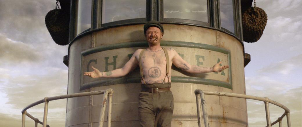 Jared Harris as Captain Mike in