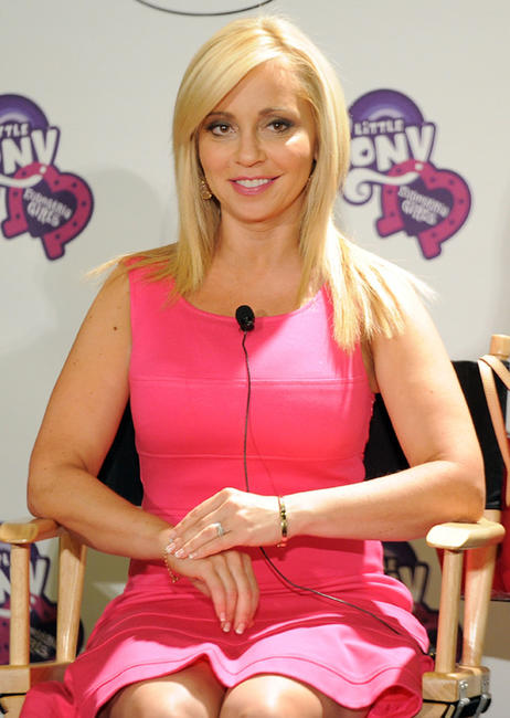 Tara Strong at the Press Junket of
