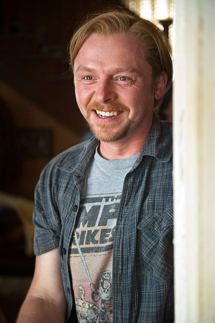 Simon Pegg as Graeme in