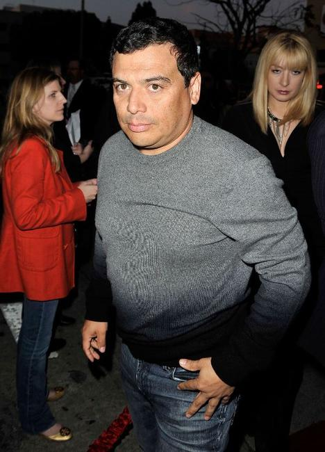 Carlos Mencia at the premiere of