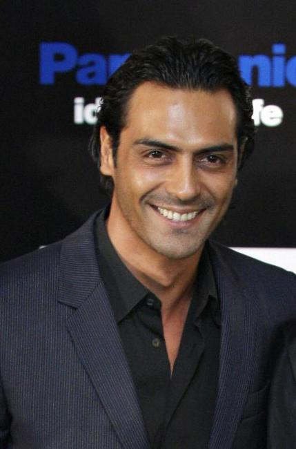 Arjun Rampal at the 10th International Indian Film Academy (IIFA) Awards.