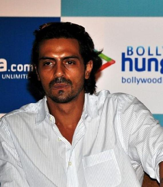 Arjun Rampal at the digital campaign for