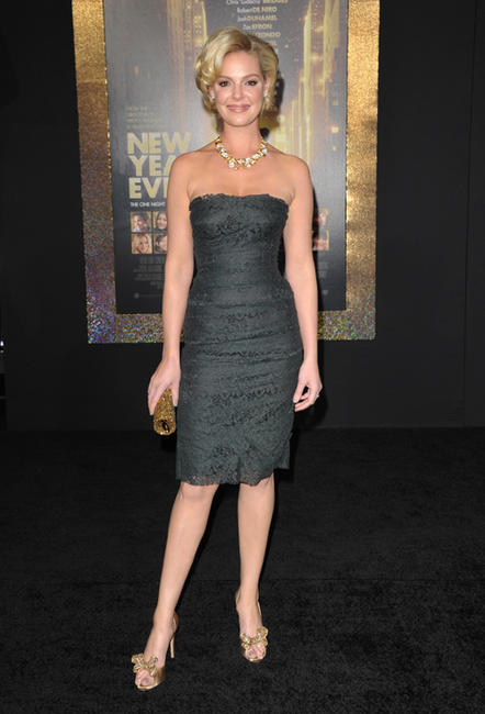 Katherine Heigl at the California premiere of