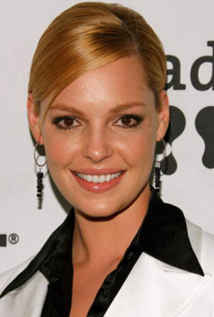 Katherine Heigl at the 18th annual GLAAD Media Awards in L.A.