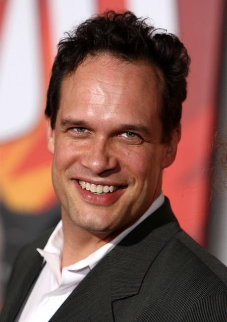 Diedrich Bader at the premiere of