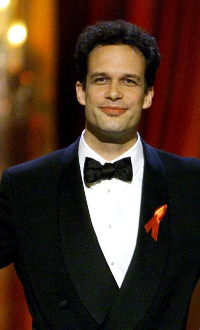 Diedrich Bader at the 2001 Creative Arts Emmy Awards.