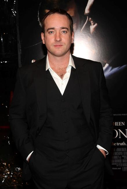 Matthew MacFadyen at the premiere of