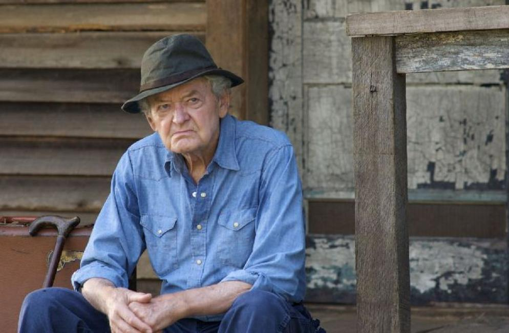 Hal Holbrook as Abner Meecham in