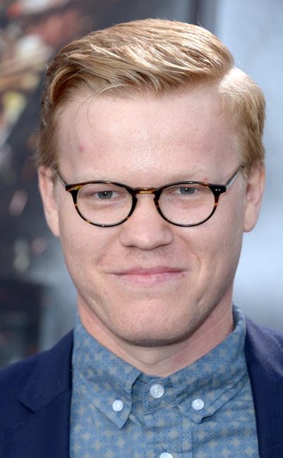 Jesse Plemons at the California premiere of