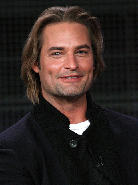Josh Holloway at the ABC