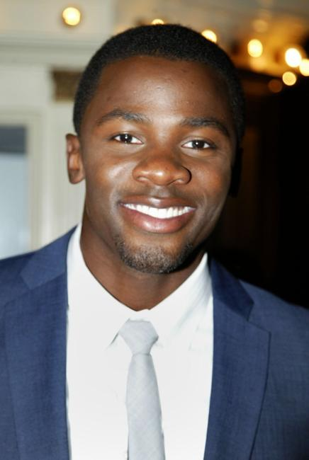 Derek Luke at the TIFF gala screening of