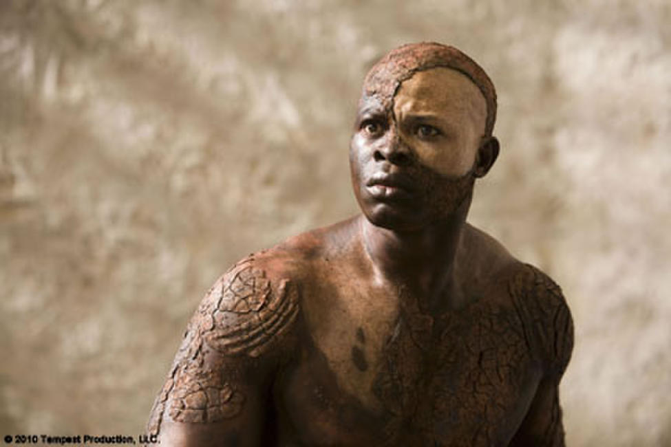 Djimon Hounsou as Caliban in ``The Tempest.''