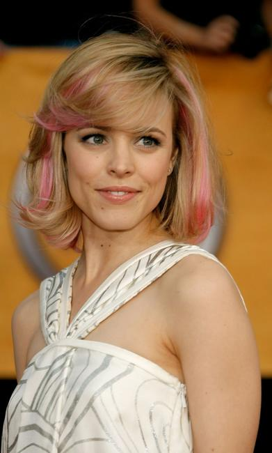 Rachel McAdams at the 13th Annual Screen Actors Guild Awards.