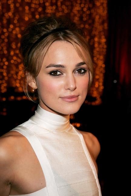 Keira Knightley at the British Independent Film Awards.