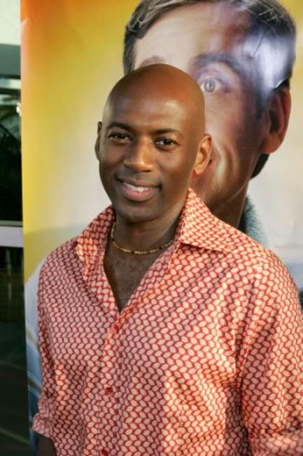 Romany Malco at the premiere of