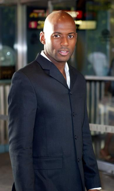 Romany Malco at the New York premiere of