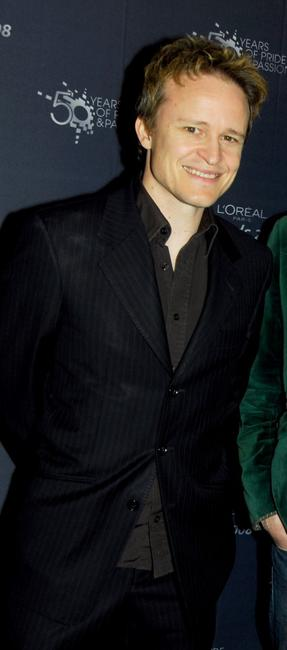 Damon Herriman at the L'Oreal Paris 2008 AFI Awards Screenings launch.