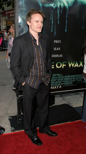 Damon Herriman at the premiere of