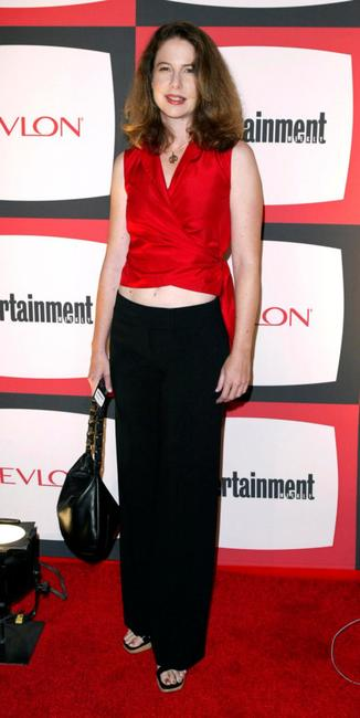 Robin Weigert at the Entertainment Weekly 2nd Annual Emmy party.