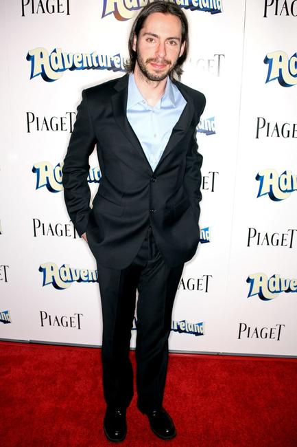 Martin Starr at the California premiere of