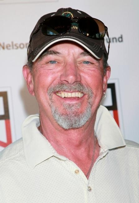 Gregory Itzin at the AFTRA's Inaugural Frank Nelson Fund Celebrity Golf Classic.