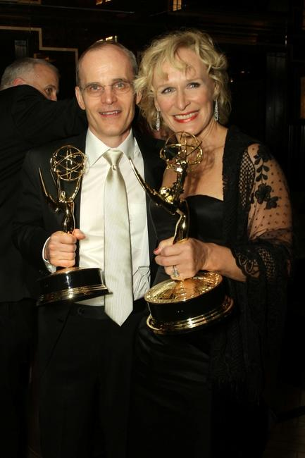 Zeljko Ivanek and Glenn Close at the