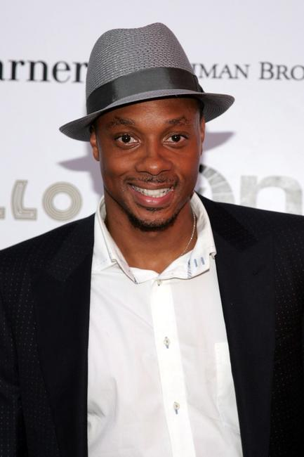 Dorian Missick at the Third Annual Apollo Theater Spring Benefit.