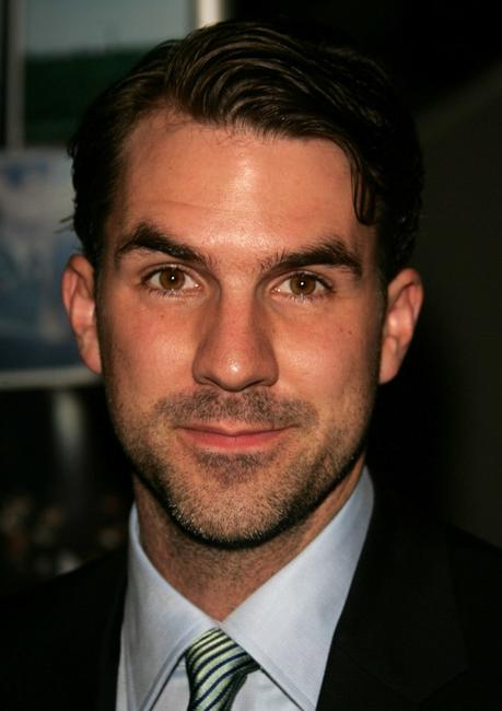 Paul Schneider at the premiere of