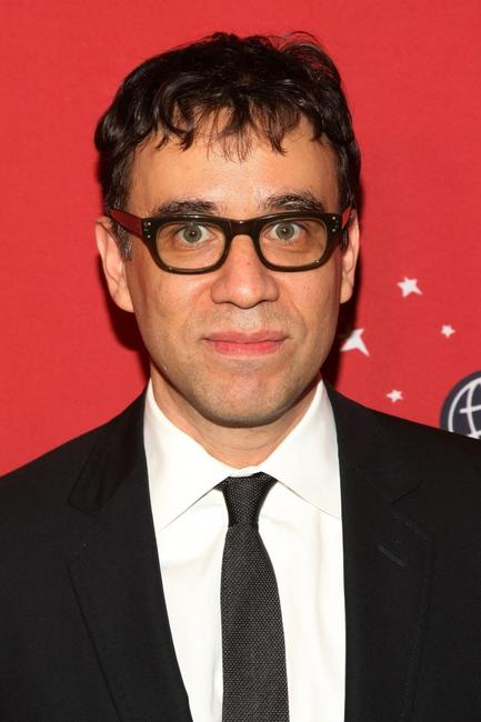 Fred Armisen at the TIMEs 100 Most Influential People Gala.