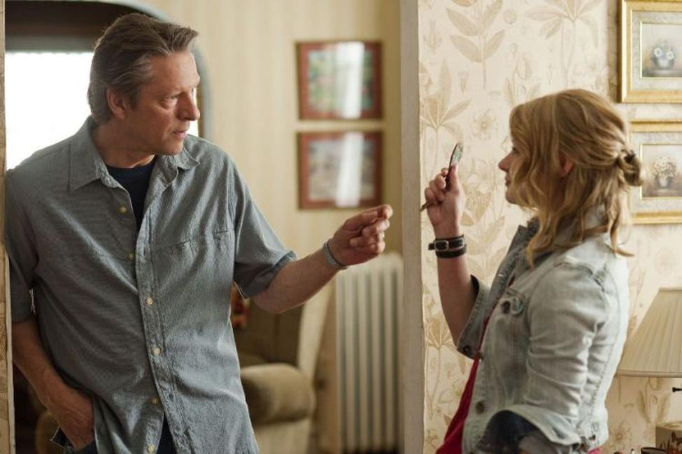 Chris Cooper and Emilie de Ravin in