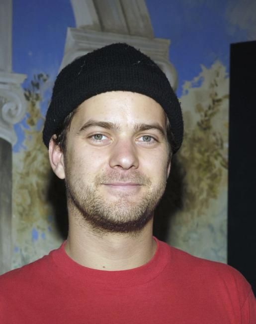 Joshua Jackson at the luncheon for a special tribute to David LaChapelle's documentary Rize.