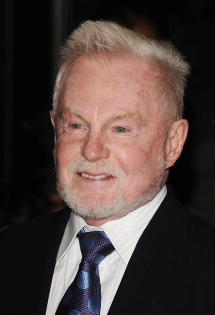 Derek Jacobi at the European premiere of